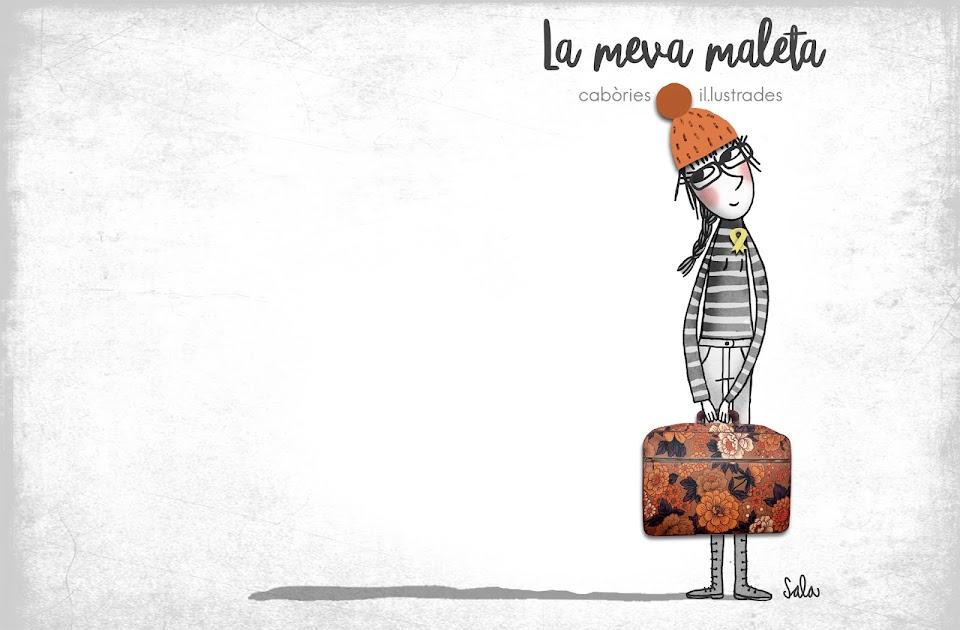 la meva maleta