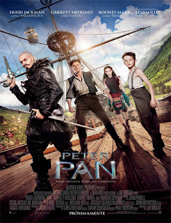 Pan (Viaje a Nunca Jamás) (2015) [Latino]