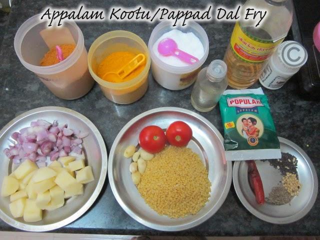 Appalam-kootu