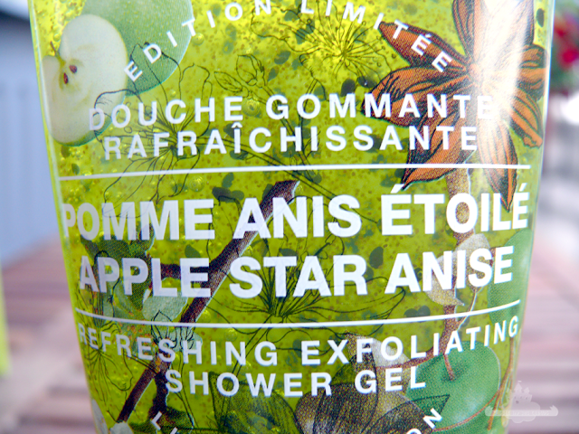 Yves Rocher - Plaisirs Nature Limited Edition Apfel-Sternanis Dusch-Peeling