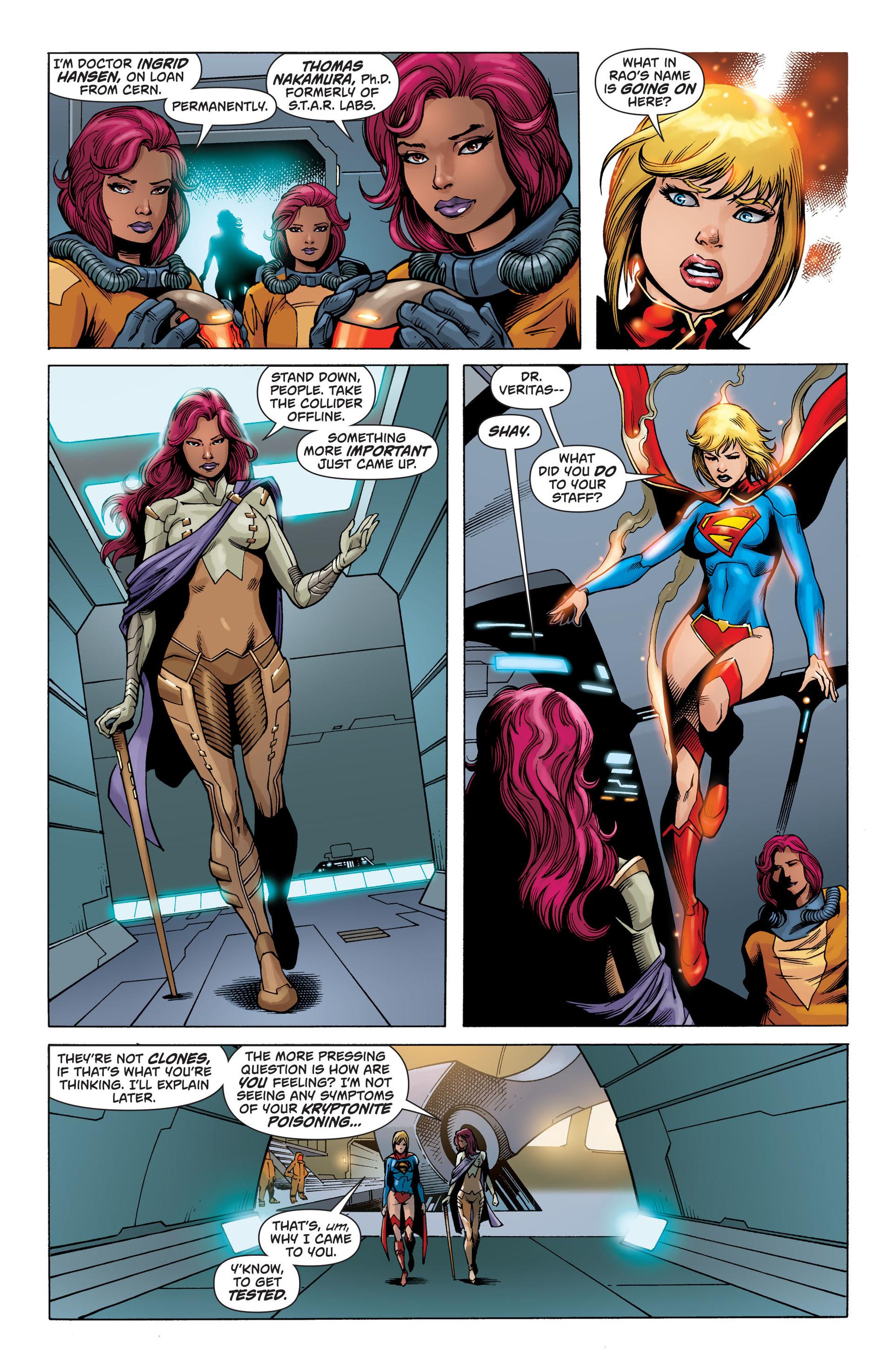Supergirl (2011) Issue #26 #28 - English 9