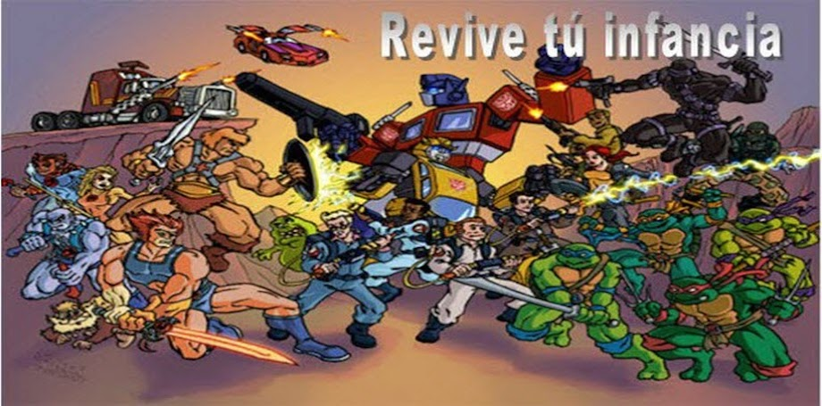 Revive tú infancia