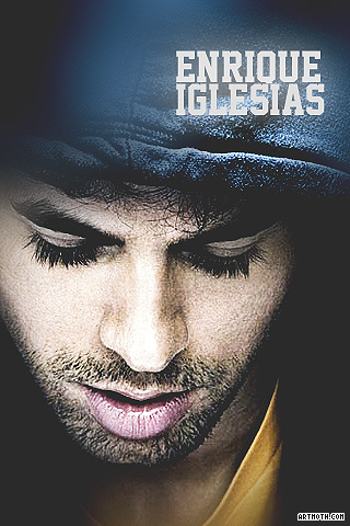 Enrique Iglesias Stunning POSTER