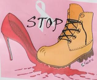 Stop alla Violenza - Chiama il 1522