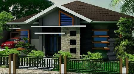 Desain Rumah Sederhana yang Elegan