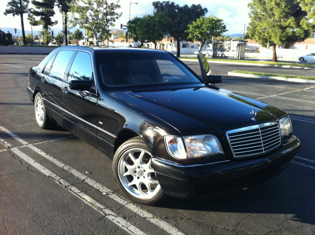 Mercedes benz w140 s420 brabus style benztuning for Mercedes benz s420