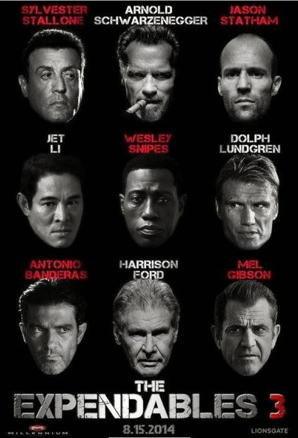 Los Indestructibles 3 – DVDRIP SUBTITULADO