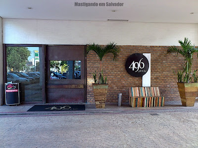496 Grill & Bar: Fachada
