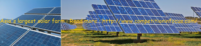 Largest Solar Farm in India