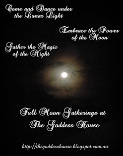 OCTOBER: Full Moon Gathering