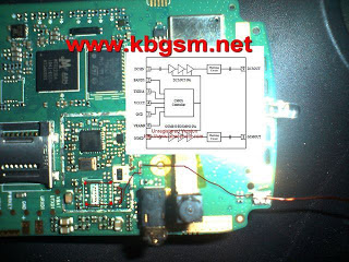 All China Mobiles MTK PA Jumper Repair Solution