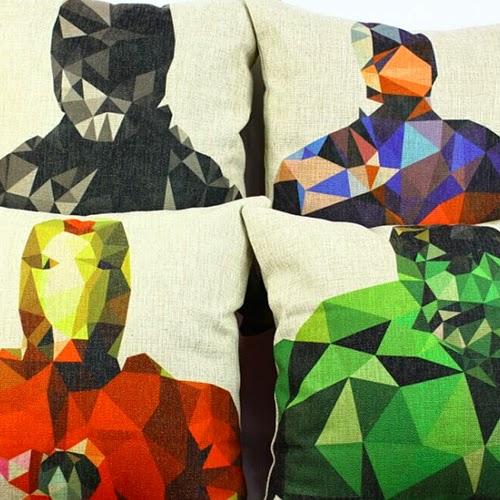 Avengers pillows