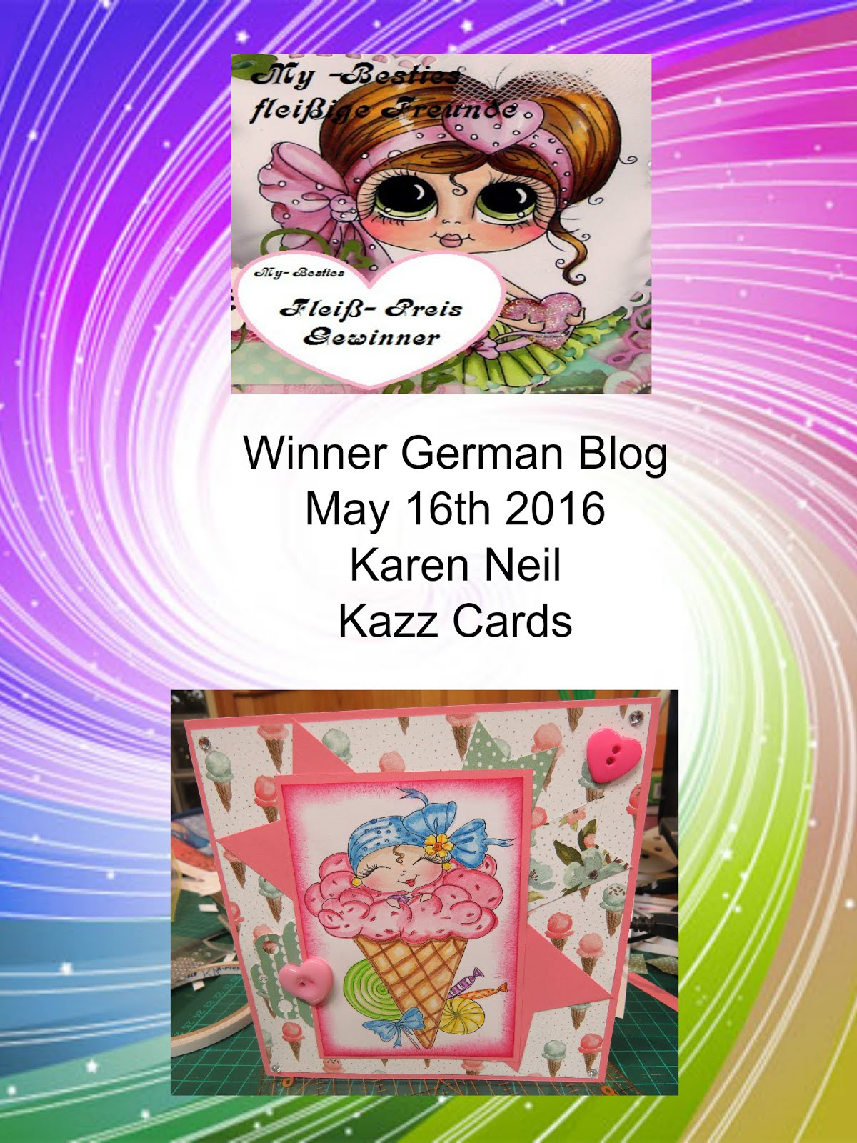 Winner German Blog