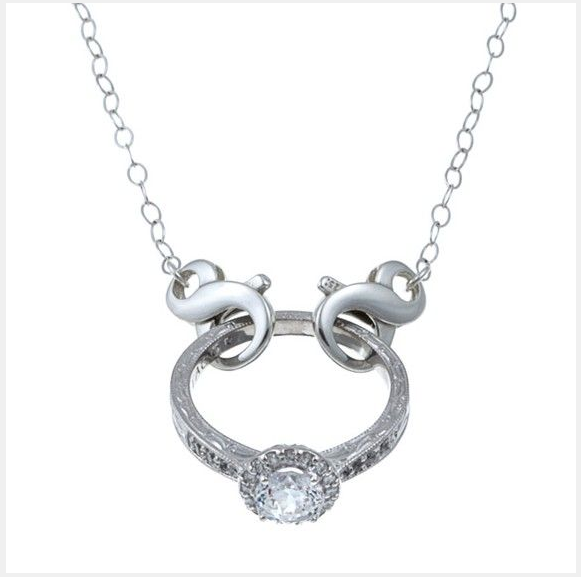 heidi s bored the test maternity necklace