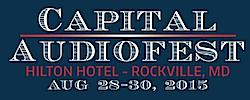 2015 Capital Audiofest