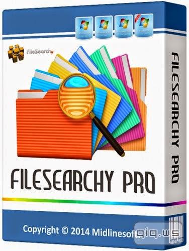 تحميل برنامج FileSearchy Pro 1.3 للبحث عن الملفات