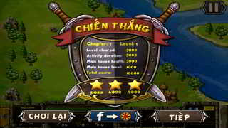 tai game de che online cho Android
