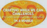 I won challenge 67 with my all yellow card