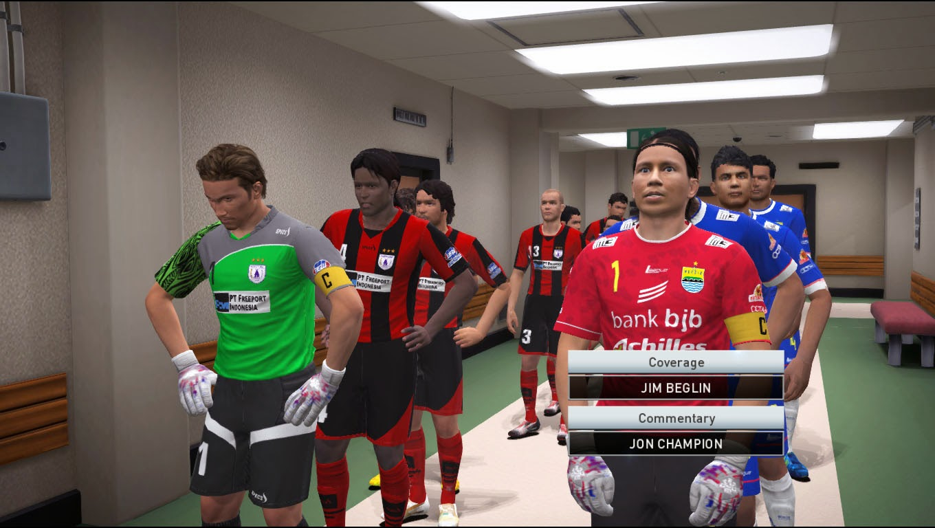 PES 2015 Entrance Scenes Enable by Juce