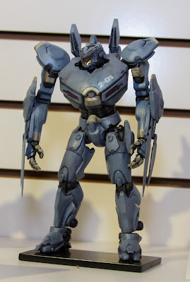 NECA 2013 Toy Fair Display Pictures - Pacific Rim figures