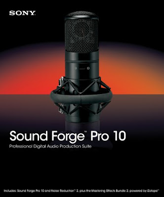 Sony Sound Forge Pro 10 | Full Version | 37MB