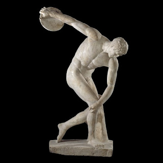 Discobolus    © Trustees of the British Museum