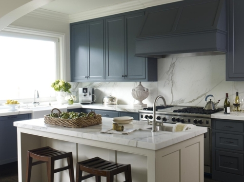 Our Lake Life Gray or White Kitchen Cabinets Which Would You Choose