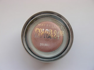 Maybelline 24 Hour Color Tattoo in Pink Gold