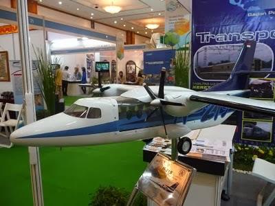 TNI AL Akan Ganti Skuadron Nomad Dengan Pesawat N219 Buatan PT DI