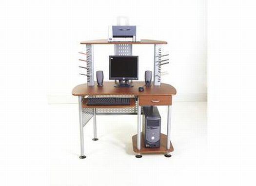 Muebles de escritorio funcionales para trabajar c modo casas decoracion - Muebles de escritorio para casa ...