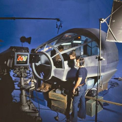 Ultimate Collection Of Rare Historical Photos. A Big Piece Of History (200 Pictures) - Millenium Falcon