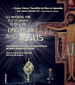 Québec : Une heure avec Jésus