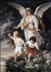 Guardian Angels, pray for us.