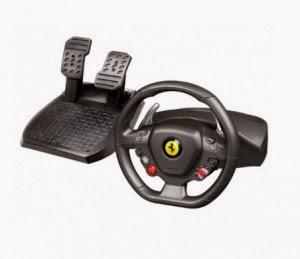 Buy ThrustMaster Ferrari 458 Italia Racing Wheel for XBOX at Rs.4365 : Buy To Earn
