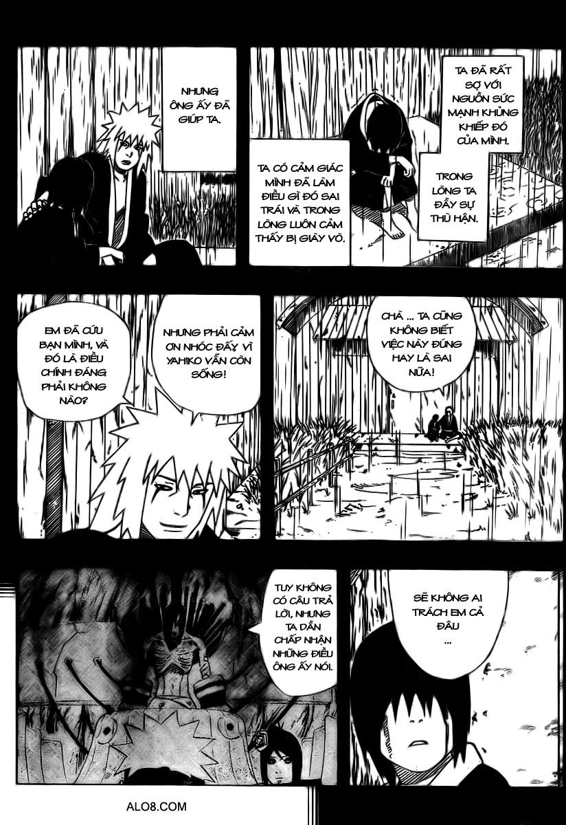 Naruto chap 446 Trang 6 - Mangak.info