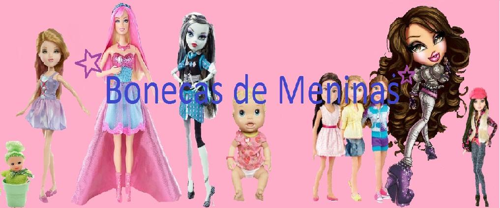 bonecas de meninas