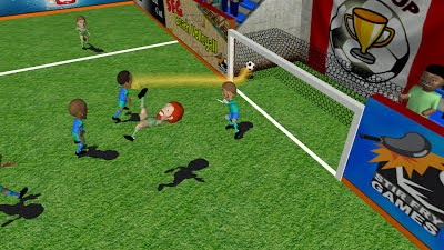 Download Game SFG Soccer Full Version