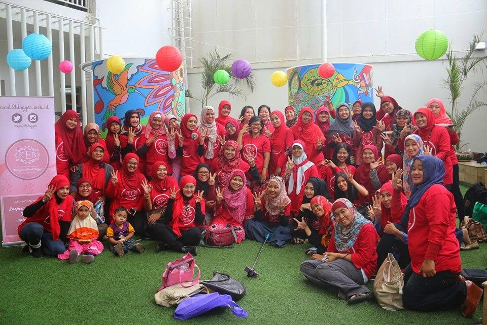 Seru-Seruan Arisan Ilmu KEB di Bandung