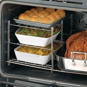 Annapolis Three Tier Oven Rack Perfect When Cooking A