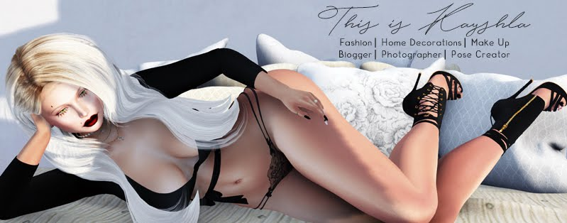 This is Kayshla -  Fashion Styles of Secondlife