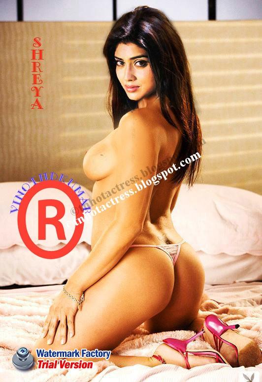 Actress Shreya Nude