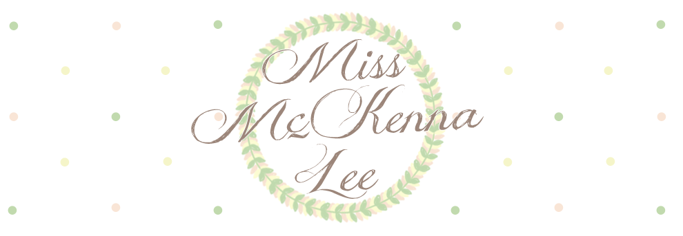 Miss McKenna Lee