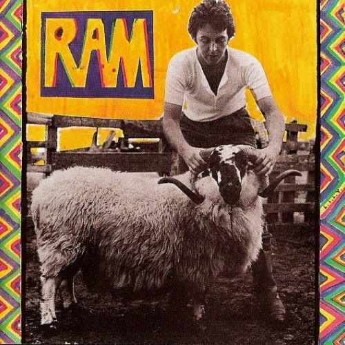 Ram - Paul McCartney - adictamente.blogspot.com