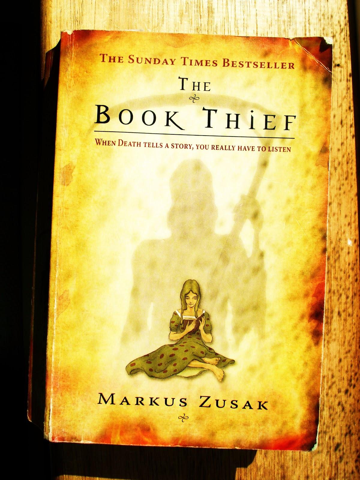 My Book Affair The Book Thief By Markus Zusak