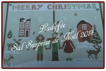 SAL Surprise de Noël