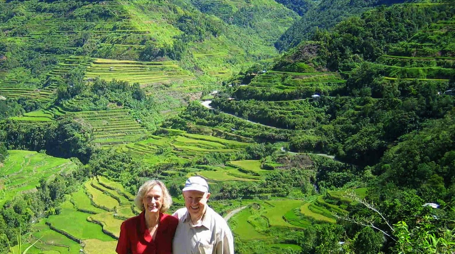 The Banuae Rice Terraces, Philippines