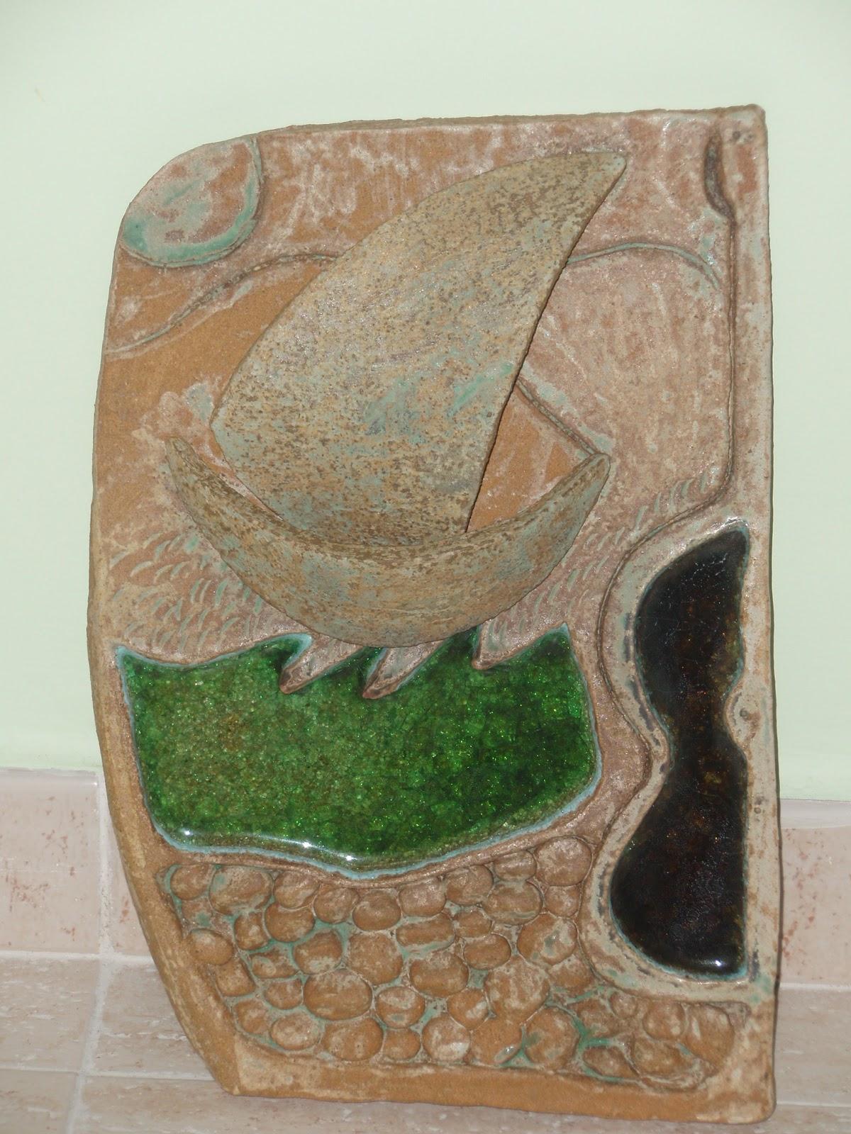 Jotabecrea t cnica cer mica art stica - Murales de ceramica artistica ...
