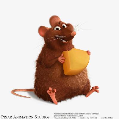 Phim hoạt hình Chú Chuột Đầu Bếp