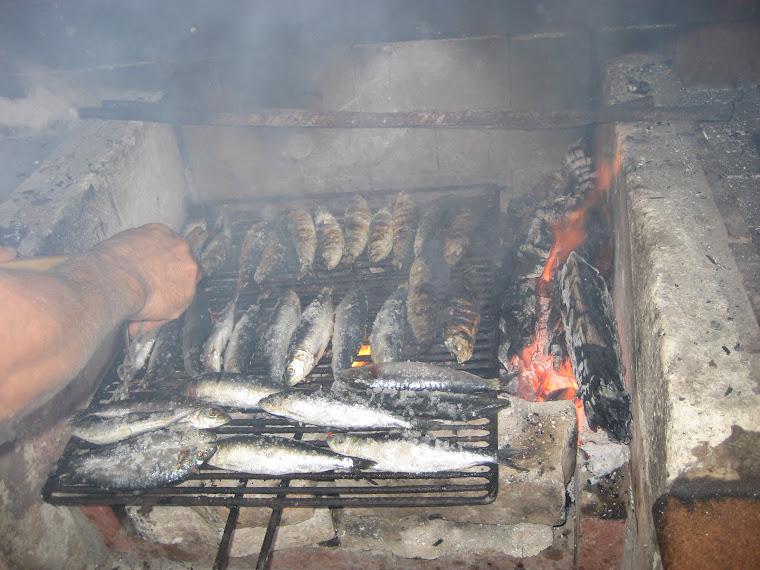 A Sardinha ao lume