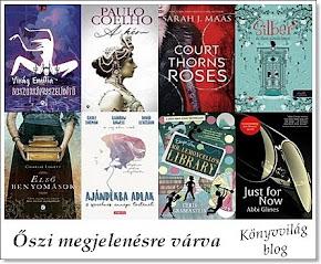 Ősszel várt könyvek
